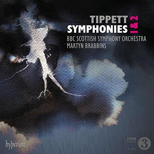 MICHAEL TIPPETT: Symphonies 1 & 2—BBC Scottish Symphony Orchestra/Martyn Brabbins—Hyperion