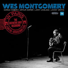 Wes Montgomery – Wes Montgomery In Paris: The Definitive ORTF Recordings – Resonance Records