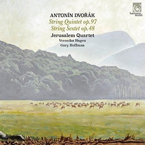 DVORAK: String Quintet Op.97; String Sextet Op.48 – Jerusalem String Quartet/ Veronika Hagen, viola/ Gary Hoffman, cello – Harmonia mundi