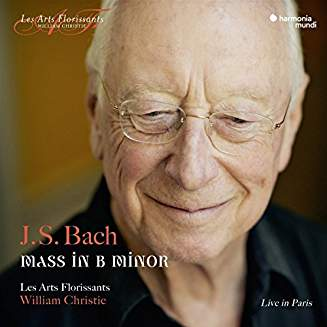 BACH: Mass in B Minor – Les Arts Florissants/ William Christie – Harmonia mundi