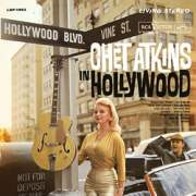 "Chet Atkins ""In Hollywood"" Album Cover"