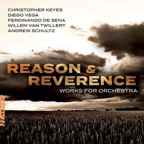 Reason & Reverence: Works for Orchestra – Moravian Philharmonic Orchestra / Petr Vronský – Navona
