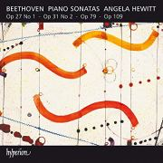 Beethoven Piano Sonatas Vol. 7 by Angela Hewitt
