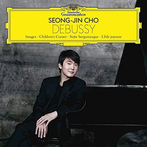 DEBUSSY: Images, Books I-II; Children's Corner; Suite bergamasque; L'Isle joyeuse – Seong-Jin Cho, piano – DGG