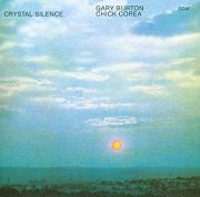 Chick Corea and Gary Burton: Crystal Silence album cover