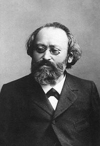 Portrait of Max Bruch