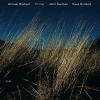 Brahem - Thimar, Album Cover