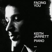 Keith Jarrett, Facing You Album Cover