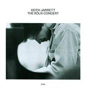 Keith Jarrett, The Köln Concert, Album Cover