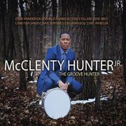 McClenty Hunter, Groove Hunter Album Cover