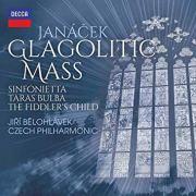 Janacek Glagolitic Mass Album Cover
