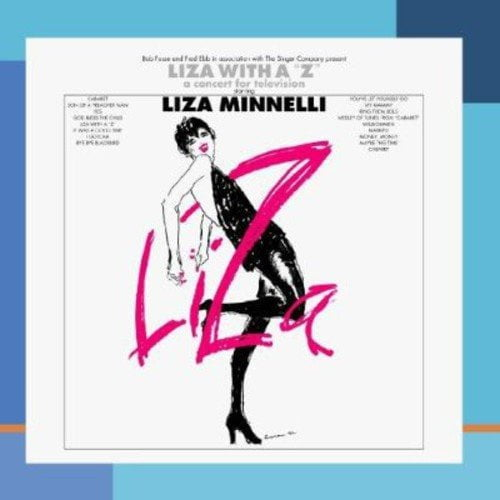 "Liza With A ""Z"" – Original Television Soundtrack Recording – Columbia Records/Speakers Corner"