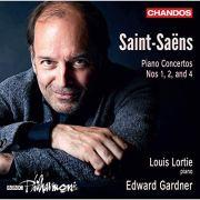 Lortie plays Saint-Saëns Concertos