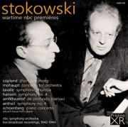 Stokowski Wartime NBC Performances, Album Cover