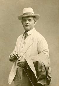 Portrait of Carl Nielsen
