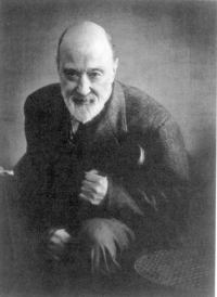 Portrait of Charles Ives