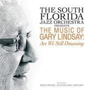 The Music of Gary Lindsay, Album Cover