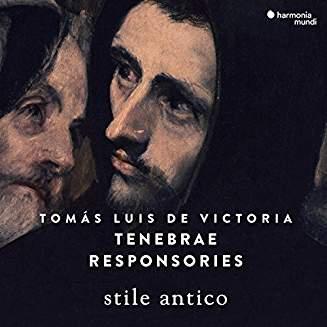 VICTORIA: Tenebrae Responsories – stile antico – Harmonia mundi