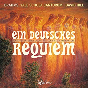 Ein Deutsches Requiem, David Hill