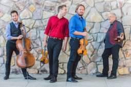 Portrait Quartet San Francisco