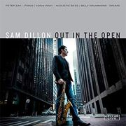 Sam Dillon, Out In The Open, Album Cover