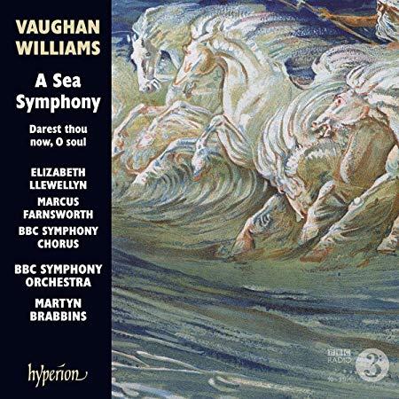 VAUGHAN WILLIAMS: A Sea Symphony – BBC Symphony Orchestra/ Martyn Brabbins – Hyperion