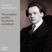 Wilhelm Backhaus Beethoven/Bach