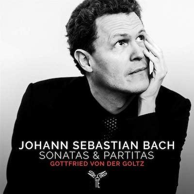 Johann Sebastian BACH. Sonatas and partitas—Gottfried von der Goltz, violin—Aparte