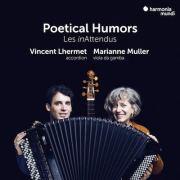 Poetical Humors Album Cover