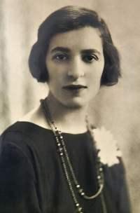 Portrait Marcelle Meyer