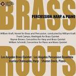 Brass Roots:  Music for Percussion, Harp, and Piano - The Los Angeles Brass Quintet and Percussion Ensemble - Crystal Records