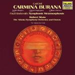 Carl Orff/Carmina Burana - Paul Hindemith: Symphonic Metamorphosis - Telarc Records/Concord Music Group