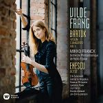 Vilde Frang plays BARTOK: Violin Concerto; ENESCU: Octet for Strings - Orchestre Philharmonique de Radio France - Warner Classics