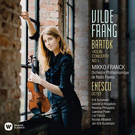 Vilde Frang plays BARTOK: Violin Concerto; ENESCU: Octet for Strings – Orchestre Philharmonique de Radio France – Warner Classics