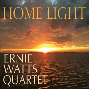 Ernie Watts Quartet – Home Light – Flying Dolphin Records