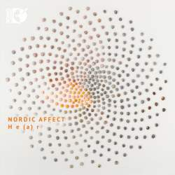"Nordic Affect ""H e (a) r"", Album Cover"