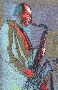 Portrait Ernie Watts