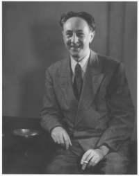 Portrait Bohuslav Martinu