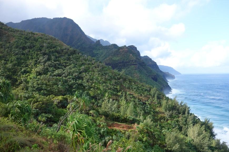 Kalalau Trail - Kauai