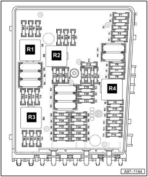 2004 20tdi A3 fuse diagram | AudiSport