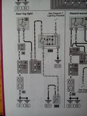 tail light cluster wiring diagram | AudiSport