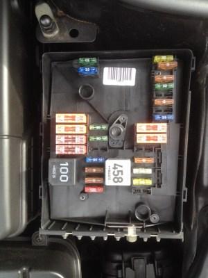 ESP fuse missing?   AudiSport