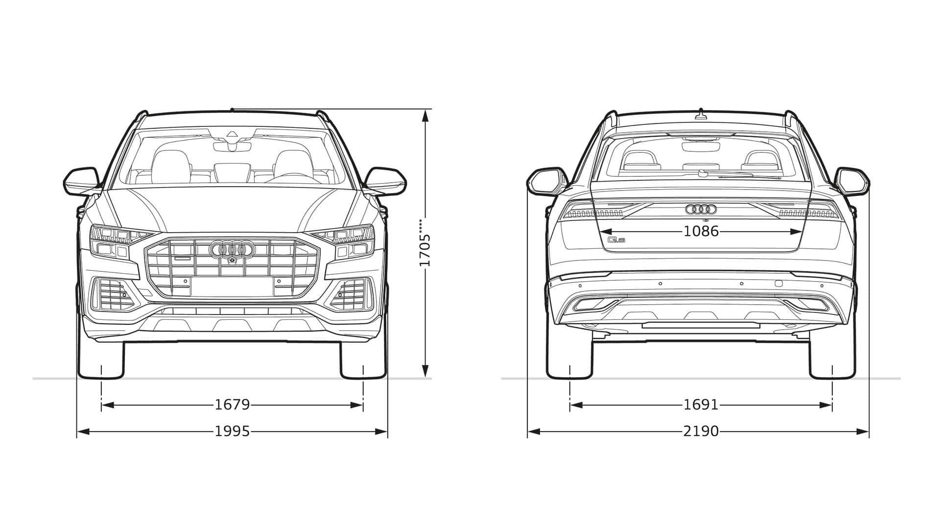 Audi Q8 Tutto Quello Che Devi Sapere Sul Nuovo Suv Audi