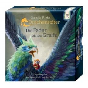 """""""Die Feder eines Greifs"""" - Premierenerscheinung in Cornelia Funkes Verlag """"Atmende Bücher"""""""