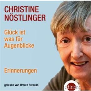 Alles Gute zum Geburtstag, Christine Nöstlinger!