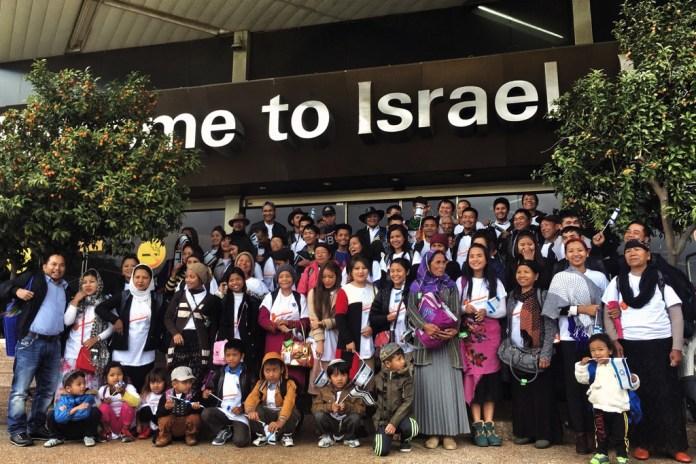 Bnei Menashe in Israel. Foto Laura Ben David, Shavei Israel.