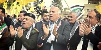 Jibril Rajoub, Präsident des palästinensischen Hohen Rats für Jugend und Sport. Foto RevealJibril