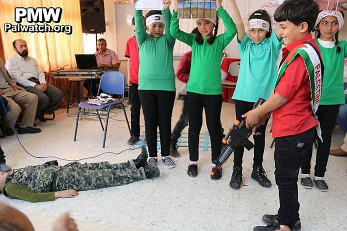 Palästinensische Kinder