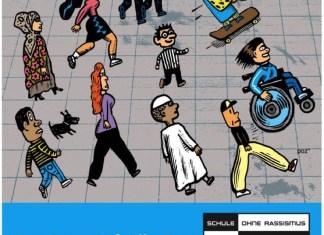 Foto Screenshot Plakat schule-ohne-rassismus.org