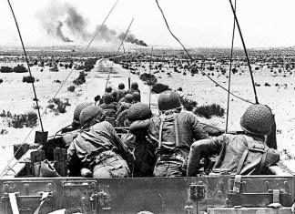 Israel und der Sechs-Tage-Krieg von 1967. Foto IDF Archiv.